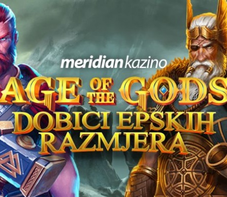AGE OF THE GODS – DOBICI EPSKIH RAZMJERA