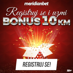 10 KM betting bonusa dobrodošlice LP septembar