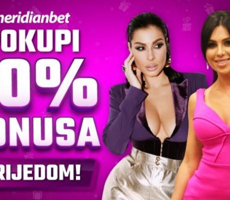 MERIDIAN: Ljepotice donose POKLON od 20% na sve uplate!