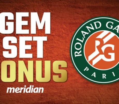 Meridian nudi najveću kvotu na planeti za pobjedu NOVAKA ĐOKOVIĆA u finalu ROLAND GARROS-a!