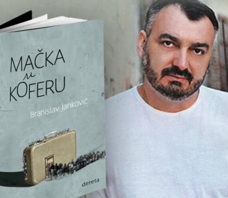 DOBOJSKI INFO NAJAVLJUJE: Književno veče s Brаnislаvom Јаnkоvićem