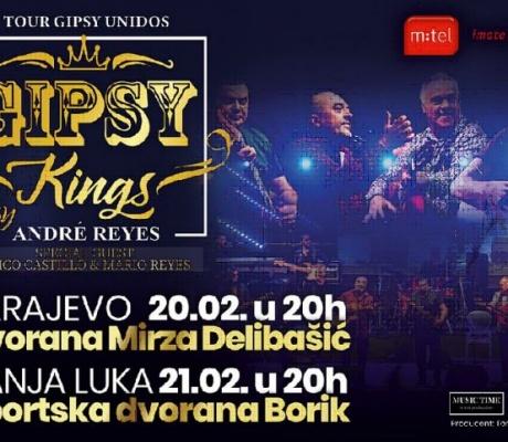 Kraljevi romske rapsodije stižu u BOSNU I HERCEGOVINU!!