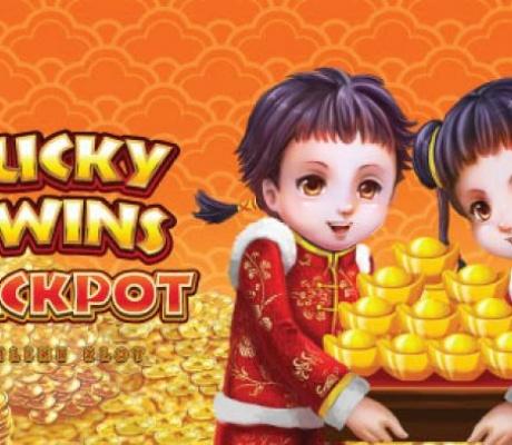 Lucky Twins Jackpot - uz malo sreće do novca samo na Meridianbetu!