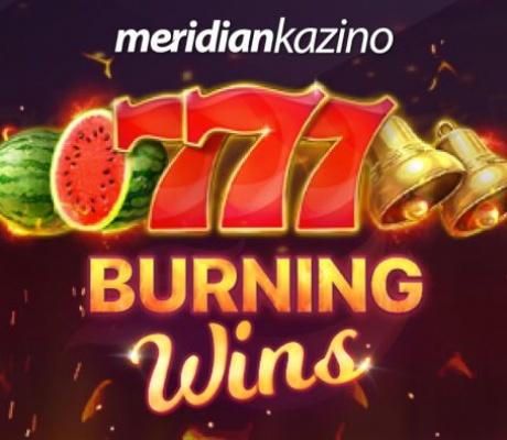 Burning Wins: Classic 5 Lines – nezaboravan klasik!