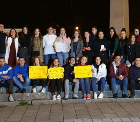 DOBOJ: Obilježen Međunarodni dan srednjoškolaca (FOTO)