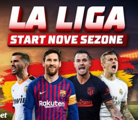 LA LIGA: SPEKTAKL fudbala počinje! Najatraktivnija španska La Liga!