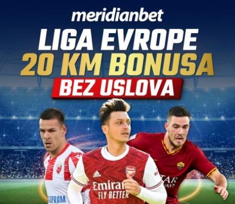 LIGA EVROPE: Revanš utakmice za prolaz u nokaut fazu! Extra bonusi!