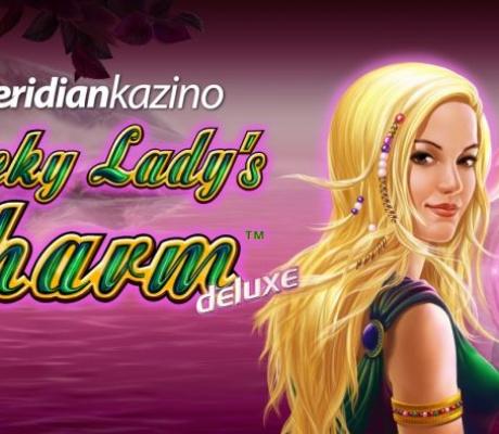 Lucky Lady's Charm Deluxe – poznati kazino klasik na MERIDIAN kazinu!