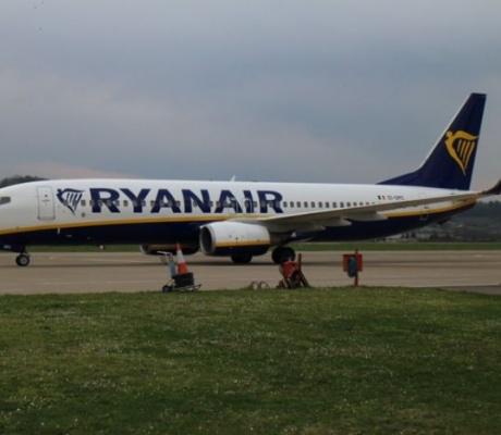 """""""Ryanair"""" od ljeta ukida let Banjaluka-Stokholm"""