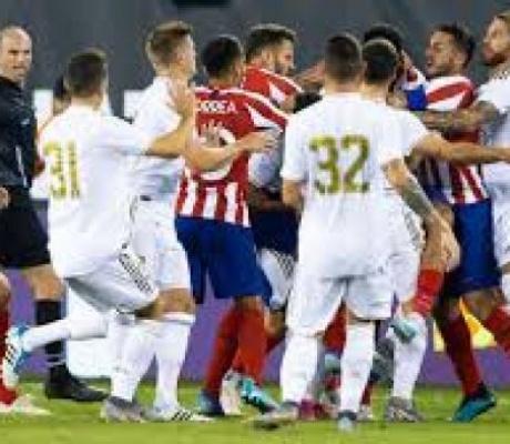 REAL - ATLETIKO Madridski derbi i Meridianbet ponuda koja se ne odbija