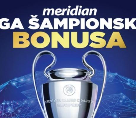 Meridianbet: Najelitniji fudbal Evrope, sa SENZACIONALNIM poklonom od 20 KM BEZ USLOVA!