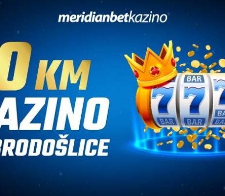 Meridian bonus za all inclusive Kazino ljeto!