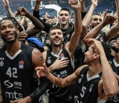 NAJBOLJE KVOTE ZA PARTIZAN - RITAS: Crno-bijela Arena lansira u Top 16 Evrokupa