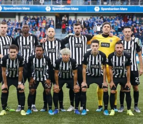 CRNO-BIJELA EVROPSKA ODISEJA: Partizan protiv Holanđana traži put dalje