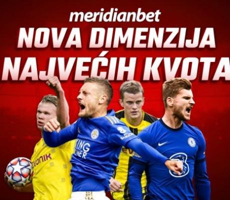 REKORD SVIH VREMENA: Nenormalne kvote za tekme: Lester – Čelzi i B.Leverkuzen – B. Dortmund!