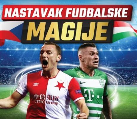 Kreću Česi i Mađari, u Bjelorusiji finale Kupa, a Bundes se zahuktava
