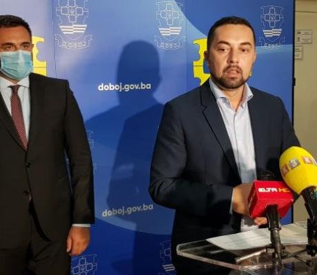 DOBOJ: Ramić s Jerenićem potpisao sporazum podrške povratnicima vrijednosti više od 1,14 milion KM
