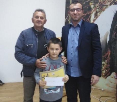 DOBOJ: Đorđe Lukić bronzani na Miholjdanskom turniru u Petrovu