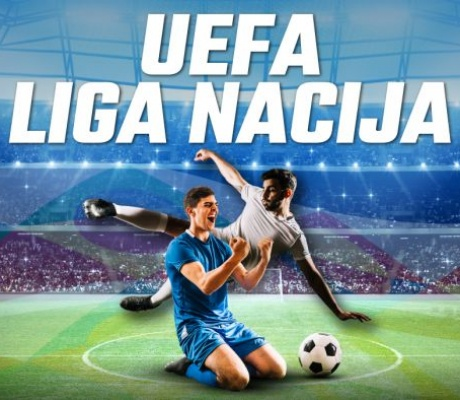 Meridianbet: Liga nacija počinje! Meridian FANTASTIČNI bonus za najnovije UEFA takmičenje