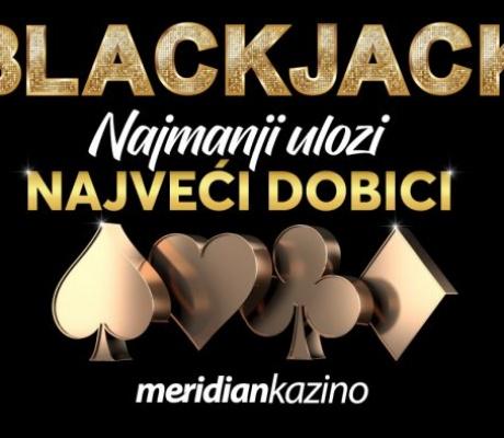 Igra samo za prave šmekere: DIAMOND BLACKJACK!