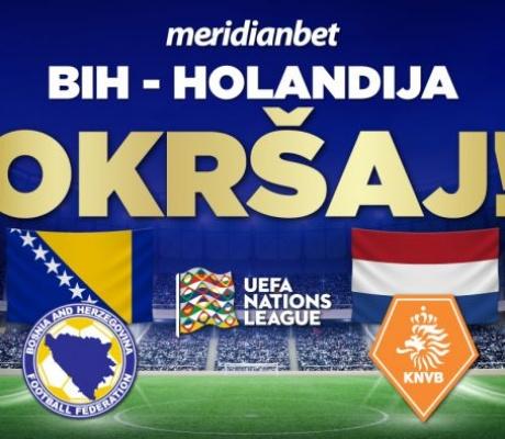 Želiš li POKLON od 20 KM BEZ USLOVA za utakmicu Bosna – Holandija?