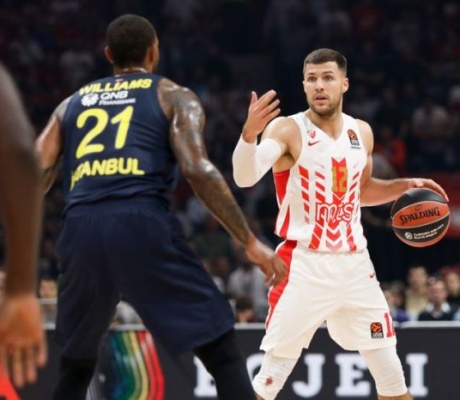 ZVEZDA – BARSELONA: Moćan tiket za rušenje Barsinih NBA zvijezda u Pioniru