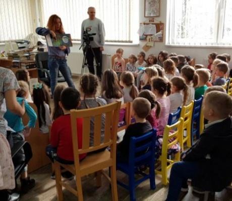 DOBOJ: Radionice povodom Svjetskog dana čitanja naglas