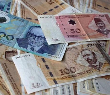 Decembarski prosjek plate u BiH 951 KM